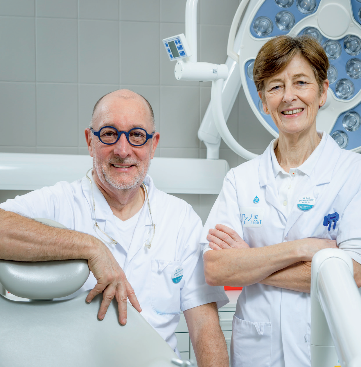 10 ans de Biodentine™ : entretien avec les professeurs Rita Cauwels et Luc Martens de l'Université de Gand