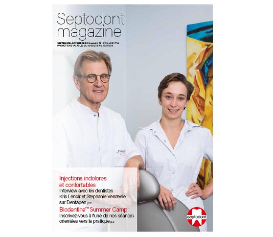 Septodont Magazine n°26 1