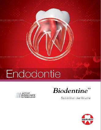 Biodentine Endodontie