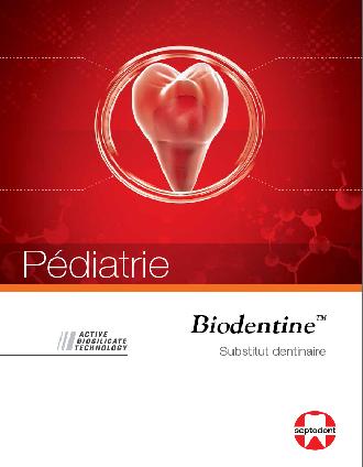 Biodentine Pédiatrie