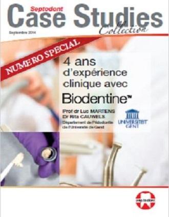 Case studies: Spécial Biodentine Université de Gand