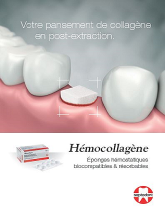 Hémocollagène brochure