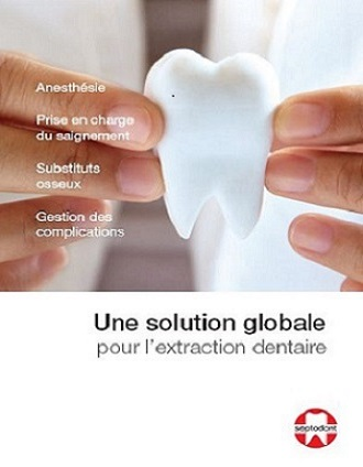 Une solution globale pour l'extraction dentaire
